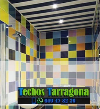 Presupuestos de techos de aluminio en Barberà de la Conca Tarragona