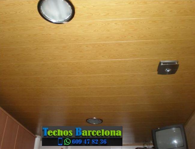 Presupuestos de techos de aluminio en Barcelona Catalunya