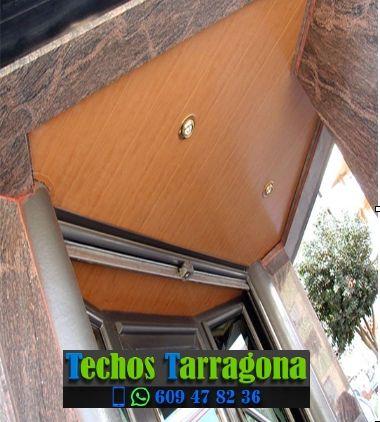Presupuestos de techos de aluminio en Benissanet Tarragona