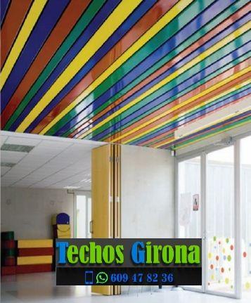 Presupuestos de techos de aluminio en Besalú Girona