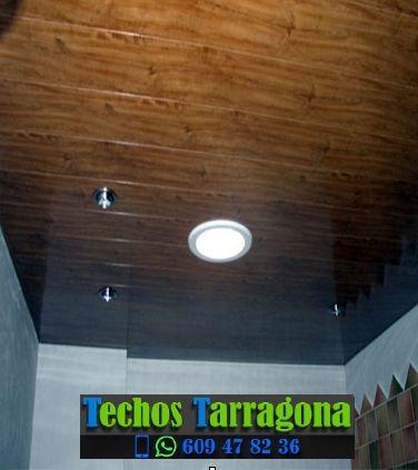 Presupuestos de techos de aluminio en Bonastre Tarragona