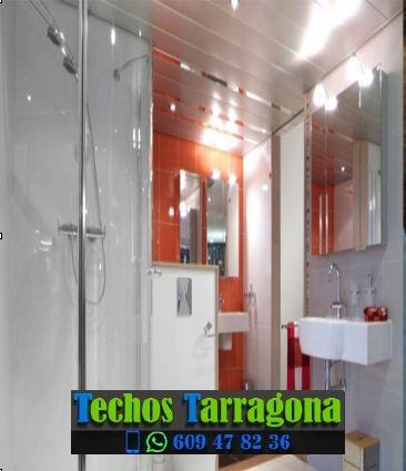Presupuestos de techos de aluminio en Bot Tarragona