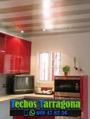 Presupuestos de techos de aluminio en Botarell Tarragona