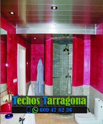 Presupuestos de techos de aluminio en Cabacés Tarragona