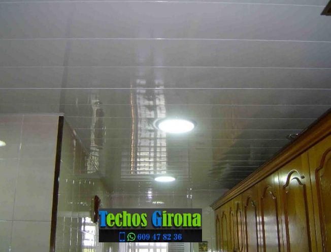 Presupuestos de techos de aluminio en Cabanelles Girona