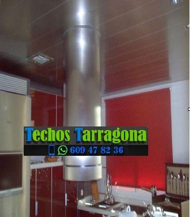 Presupuestos de techos de aluminio en Cabra del Camp Tarragona