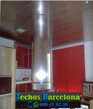 Presupuestos de techos de aluminio en Cabrils Barcelona