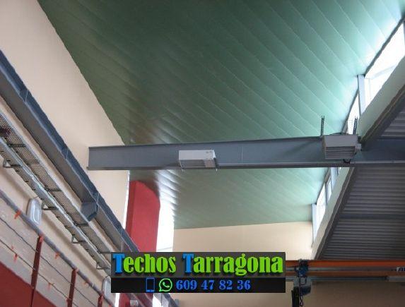 Presupuestos de techos de aluminio en Calafell Tarragona