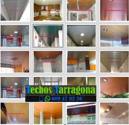 Presupuestos de techos de aluminio en Camarles Tarragona