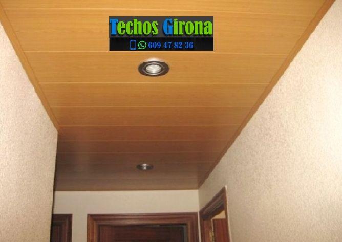 Presupuestos de techos de aluminio en Camós Girona