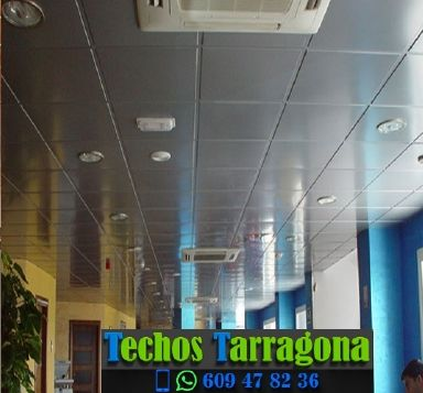 Presupuestos de techos de aluminio en Capafonts Tarragona