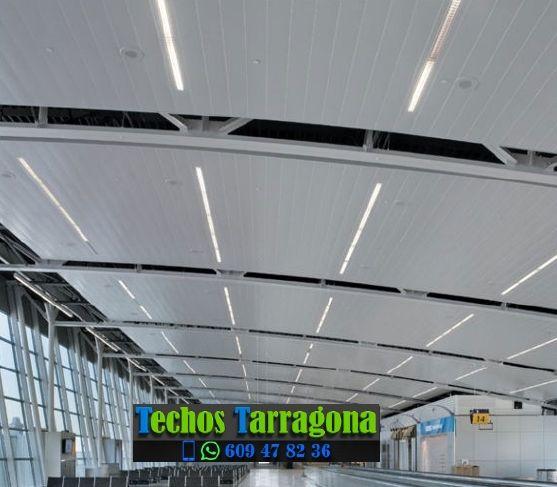 Presupuestos de techos de aluminio en Caseres Tarragona