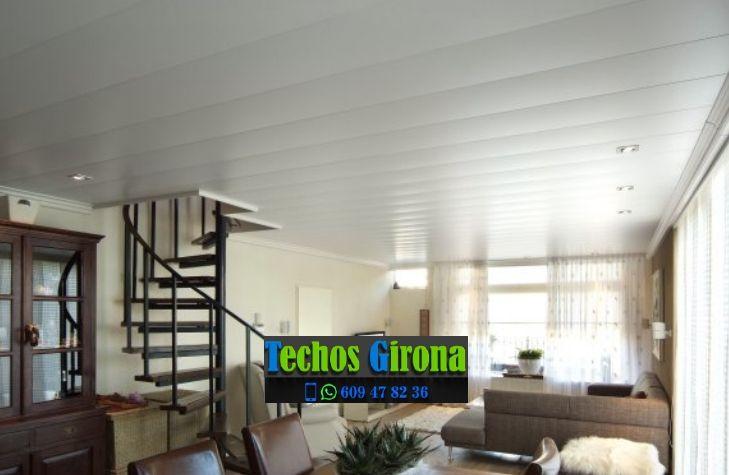 Presupuestos de techos de aluminio en Cistella Girona