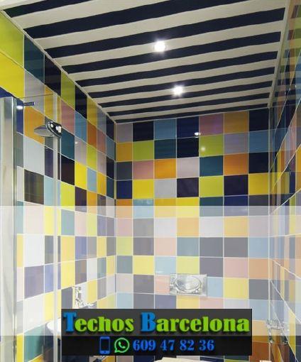 Presupuestos de techos de aluminio en Collbató Barcelona