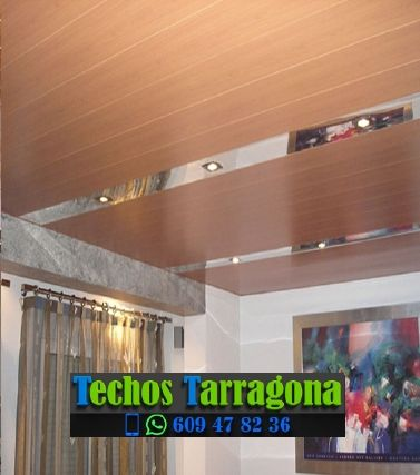 Presupuestos de techos de aluminio en Colldejou Tarragona