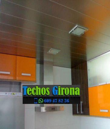 Presupuestos de techos de aluminio en Collsuspina Barcelona