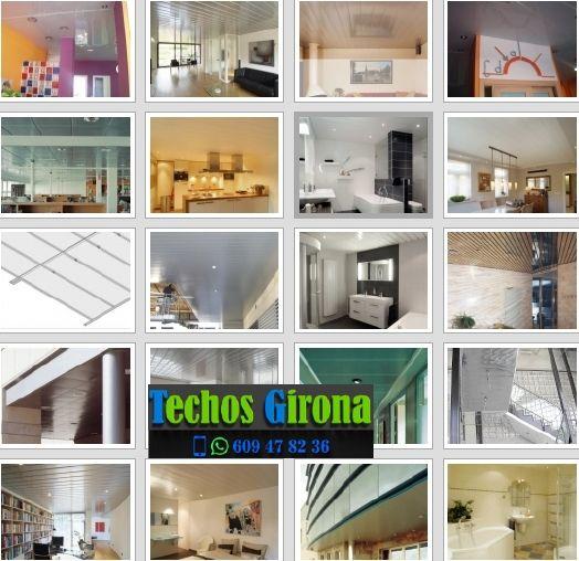 Presupuestos de techos de aluminio en Corçà Girona