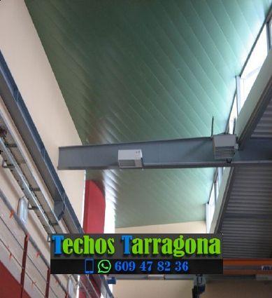 Presupuestos de techos de aluminio en Cunit Tarragona