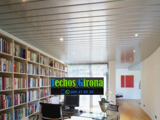 Presupuestos de techos de aluminio en Das Girona