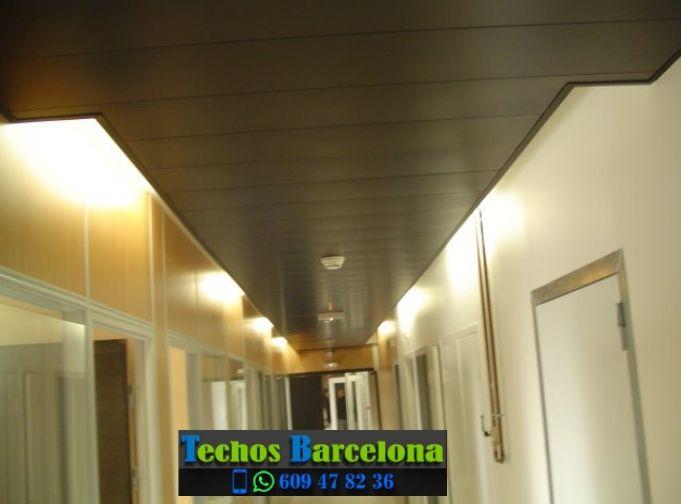 Presupuestos de techos de aluminio en Dosrius Barcelona