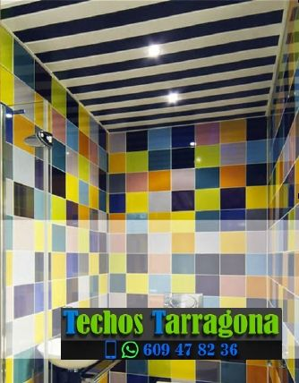 Presupuestos de techos de aluminio en Duesaigües Tarragona