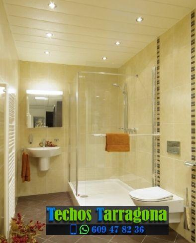 Presupuestos de techos de aluminio en El Molar Tarragona