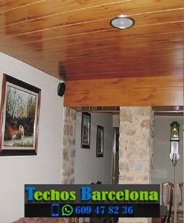Presupuestos de techos de aluminio en El Pont de Vilomara i Rocafort Barcelona