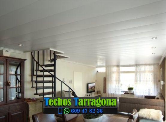 Presupuestos de techos de aluminio en El Rourell Tarragona