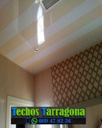 Presupuestos de techos de aluminio en Els Guiamets Tarragona