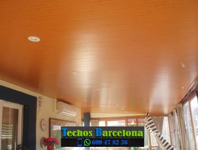 Presupuestos de techos de aluminio en Esparreguera Barcelona