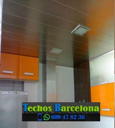 Presupuestos de techos de aluminio en Esplugues de Llobregat Barcelona