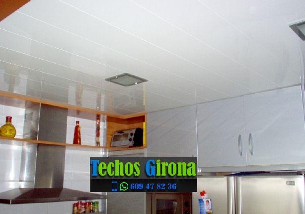 Presupuestos de techos de aluminio en Espolla Girona