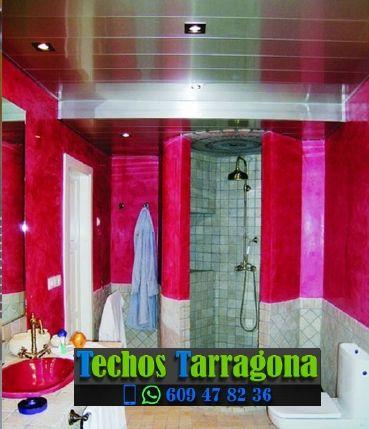 Presupuestos de techos de aluminio en Falset Tarragona