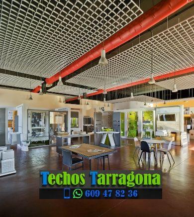 Presupuestos de techos de aluminio en Figuerola del Camp Tarragona