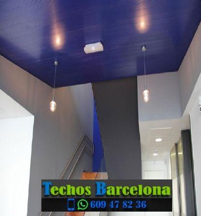 Presupuestos de techos de aluminio en Fogars de Montclús Barcelona