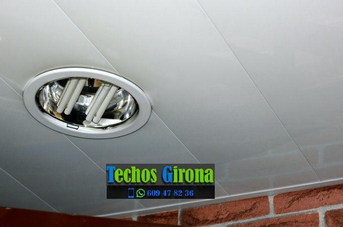 Presupuestos de techos de aluminio en Foixà Girona