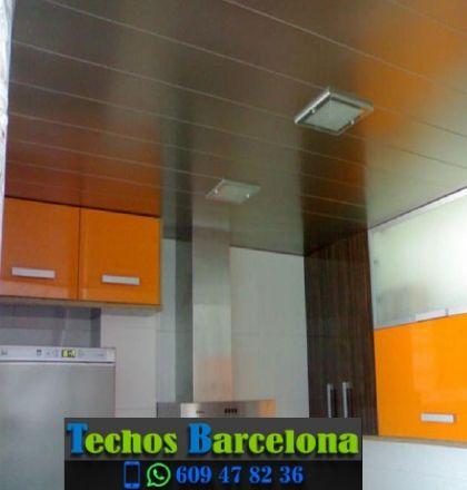 Presupuestos de techos de aluminio en Font-rubí Barcelona