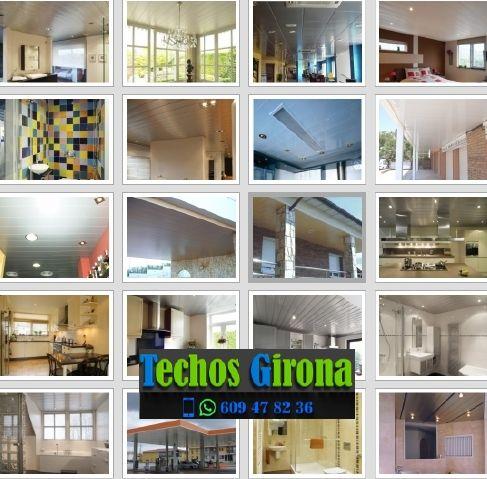 Presupuestos de techos de aluminio en Fontcoberta Girona