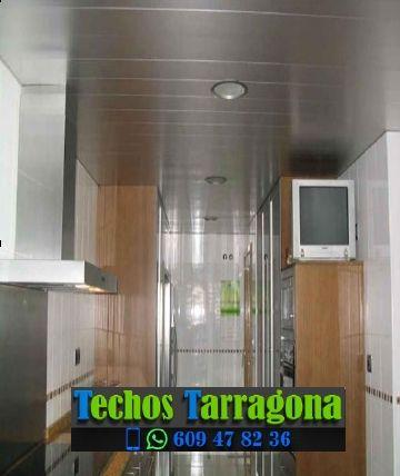 Presupuestos de techos de aluminio en Forès Tarragona