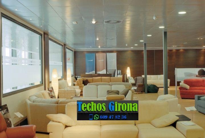 Presupuestos de techos de aluminio en Fortià Girona