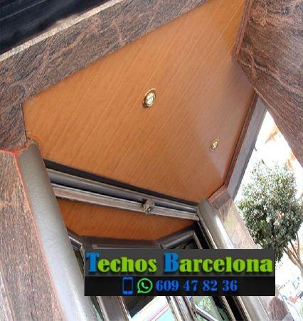 Presupuestos de techos de aluminio en Gaià Barcelona