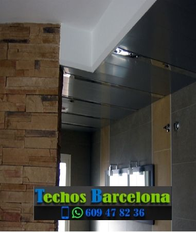 Presupuestos de techos de aluminio en Gallifa Barcelona