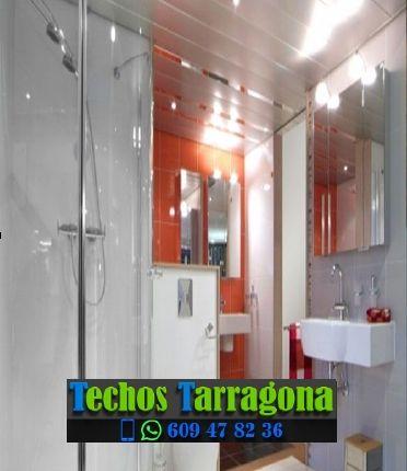 Presupuestos de techos de aluminio en Garcia Tarragona