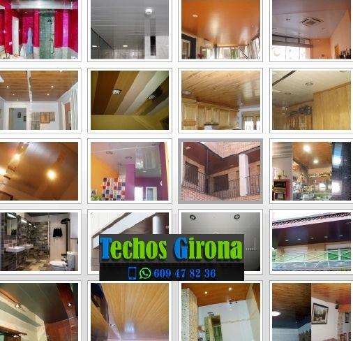 Presupuestos de techos de aluminio en Ger Girona
