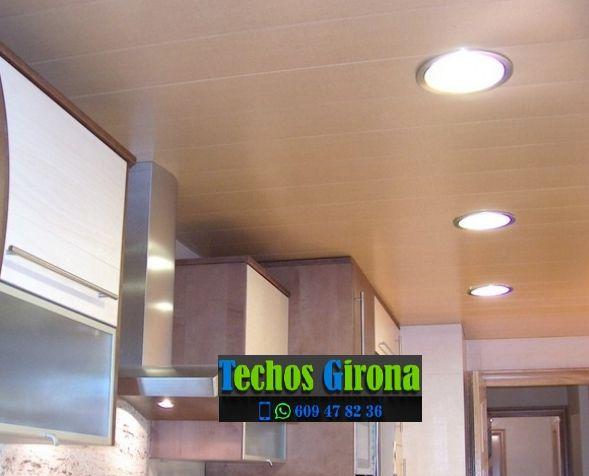 Presupuestos de techos de aluminio en Girona Catalunya
