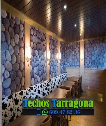 Presupuestos de techos de aluminio en Godall Tarragona