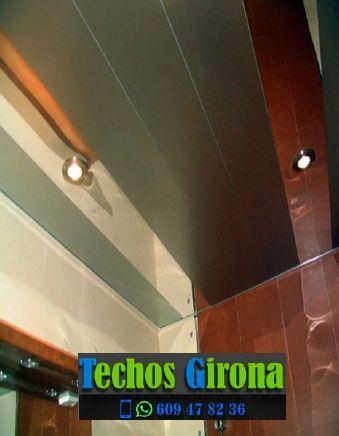 Presupuestos de techos de aluminio en Gombrèn Girona