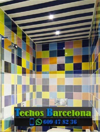 Presupuestos de techos de aluminio en Gualba Barcelona