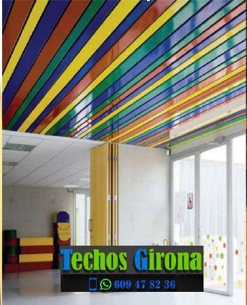 Presupuestos de techos de aluminio en Hostalric Girona