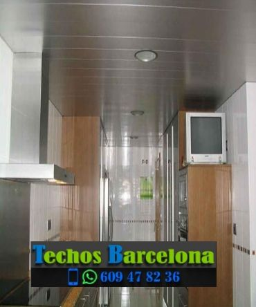 Presupuestos de techos de aluminio en Igualada Barcelona